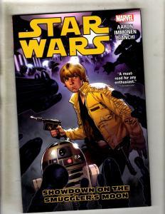 Showdown On Smuggler's Moon Vol 2 Star Wars Marvel Comics TPB Graphic Novel J348