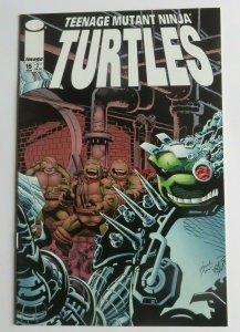 Teenage Mutant Ninja Turtles #15 FN/VF Image Comics 1998 1st Print TMNT