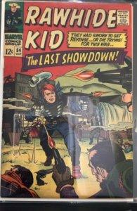 The Rawhide Kid #54 (1966)