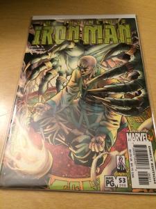 The Invincible Iron Man #53/398