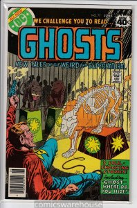 GHOSTS (1971 DC) #77 VF- A09568