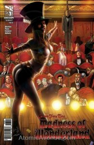 Grimm Fairy Tales presents Madness of Wonderland #3B VF/NM; Zenescope   save on