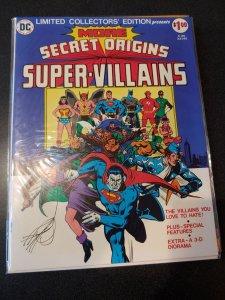 MORE SECRET ORIGINS SUPER VILLIANS