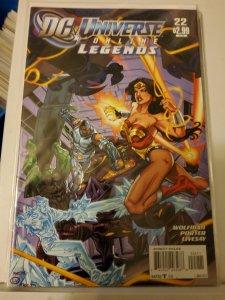DC Universe Online Legends #22 (2012)