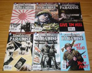 Storming Paradise #1-6 VF/NM complete series - world war 2 alterna-history WWII