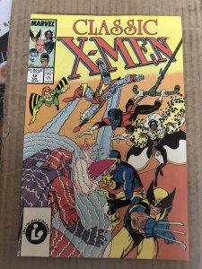 Classic X-Men #12 (1987)