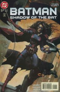 Batman: Shadow of the Bat #53 FN; DC   save on shipping - details inside