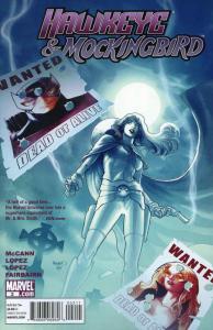 Hawkeye & Mockingbird #2 VF/NM; Marvel | save on shipping - details inside