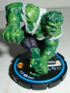 Hulk 059 Experienced Marvel Heroclix Infinity Challenge