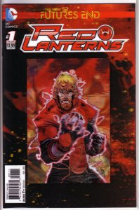 Red Lanterns : Futures End #1 (3D) NM (New 52)