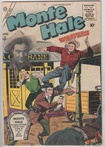 Monte Hale Western #86 (Jul-53) VG/FN Mid-Grade Monte Hale