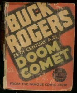 BUCK ROGERS #1178-BIG LITTLE BOOK-DOOM COMET  1935 G