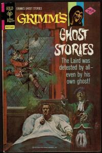Grimm's Ghost Stories #31 (July 1976, Gold Key) 7.0 FN/VF