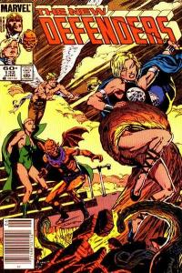 Defenders (1972 series) #132, VF+ (Stock photo)