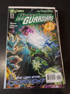 Green Lantern: New Guardians #5 (2012)