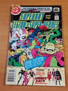 Superboy & the Legion of Super-Heroes #247 ~ VERY FINE VF ~ 1979 DC COMICS