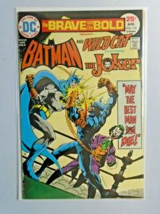 Brave and the Bold #118 1st Series 5.0 (1975)