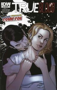 True Blood #3G VF/NM; IDW | save on shipping - details inside