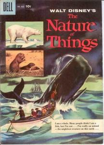 NATURE OF THINGS F.C. 842 FINE JESSE MARSH   1957 COMICS BOOK