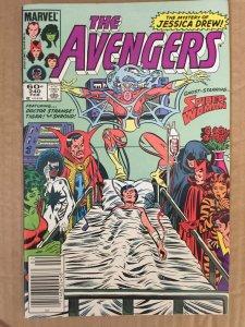 The Avengers #240