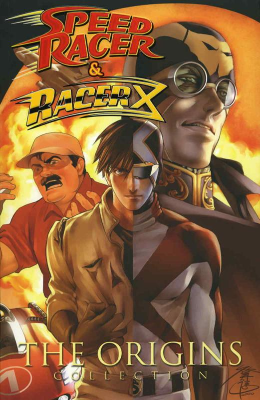 Speed Racer & Racer X: The Origins Collection #1 VF/NM IDW - save on shipping -