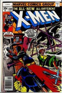 The X-Men #110 (1978)