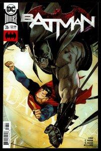 Batman #36  (Feb 2018, DC) 0 9.2 NM-