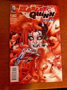 HARLEY QUINN #2 DC NEW 52 NEAR MINT