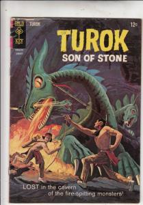 Turok Son of Stone #55 (Jan-67) VG/FN+ Mid-Grade Turok, Andar