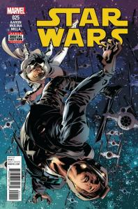 STAR WARS (2014 MARVEL) #25 NM- A23598