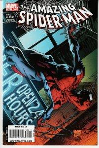 Amazing Spider Man  (vol. 1)# 592  Spider Hunt !