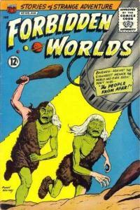 Forbidden Worlds (1951 series) #105, VG (Stock photo)