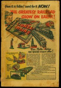 John Wayne Adventure #12 1951- Kurtzman- Reading Copy