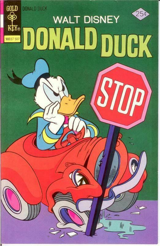 DONALD DUCK 164 VF July 1975 COMICS BOOK