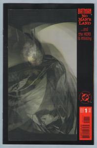 Batman - No Man's Land Mar 1999 NM- (9.2)