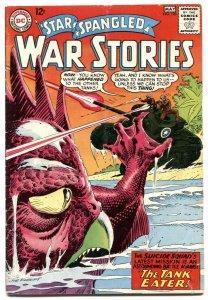 Star Spangled War Stories #120 1965- intro Caveboy VG+
