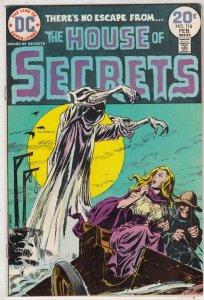 House of Secrets #116 (Feb-73) FN Mid-Grade