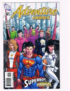 Adventure Comics # 12 DC Comic Books Hi-Res Scans Awesome Issue WOW!!!!!!!!!! S6