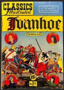 Classic Comics #2 (1941)