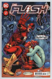 Flash #774 Cvr A Bryan Hitch (DC, 2021) NM