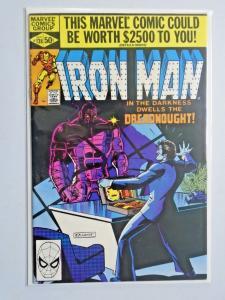 Iron Man #138 Direct First 1st Series 7.0 (1980)