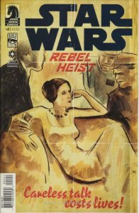Star Wars: Rebel Heist #2A VF/NM; Dark Horse | save on shipping - details inside