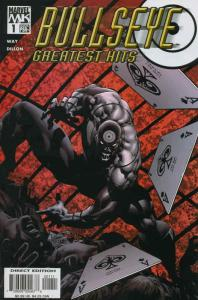 Bullseye: Greatest Hits #1 VF/NM; Marvel | save on shipping - details inside