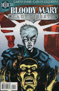 Bloody Mary: Lady Liberty #4 FN; DC/Helix   save on shipping - details inside