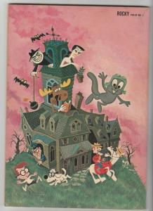 Rocky and His Fiendish Friends #1 (Oct-62) VG/FN Mid-Grade Rocket J Squirrel,...