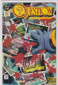 The Question #10 (1987)