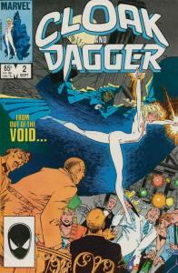 Cloak & Dagger #2 FN; Marvel | save on shipping - details inside