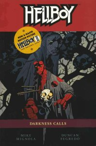 Hellboy: Darkness Calls TPB #1 VG; Dark Horse | low grade comic - save on shippi