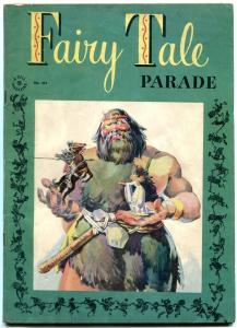 Fairy Tale Parade-Four Color Comics #114 1946- Walt Kelly FN+