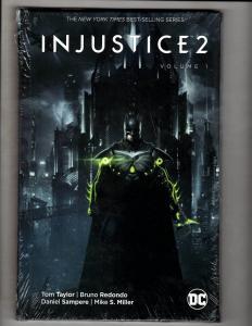 Injustice 2 Vol. # 1 DC Comics HARDCOVER SEALED Graphic Novel Comic Book J307